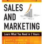 Sales & Marketing book