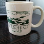 A nicely designed mug will remind customers of why they like your business.