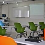 Classroom w: desks