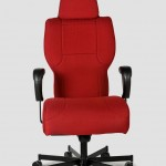 Ergonomic chairs can help your small business employees be healthier and more productive. (Photo from ConceptSeating.com.)