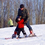 """Snowboard maker Burton gives employees ski passes and """"snow days"""" off to enjoy the slopes with their families."""