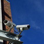 Closed-circuit TV cameras can play a big role in the security of your small business.