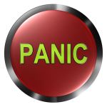 Having a good crisis plan in place will help you avoid hitting the panic button if disaster strikes your small business.