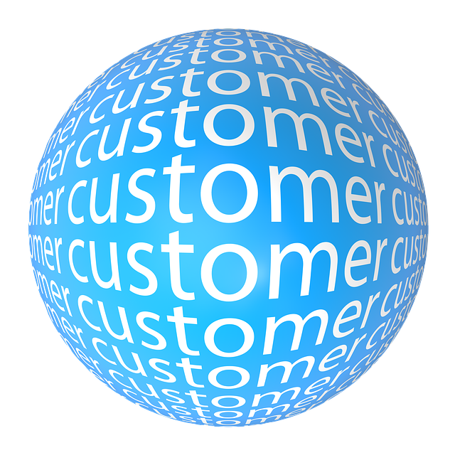 Make your customers the center of your world.