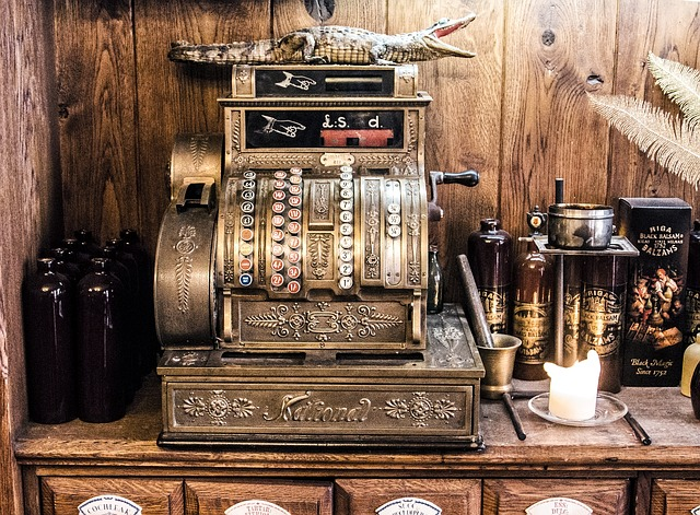 Your modern-day cash register may soon seem as antique as this one, thanks to new checkout and payment technology.