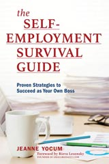 Self-Employment Survival Guide book cover